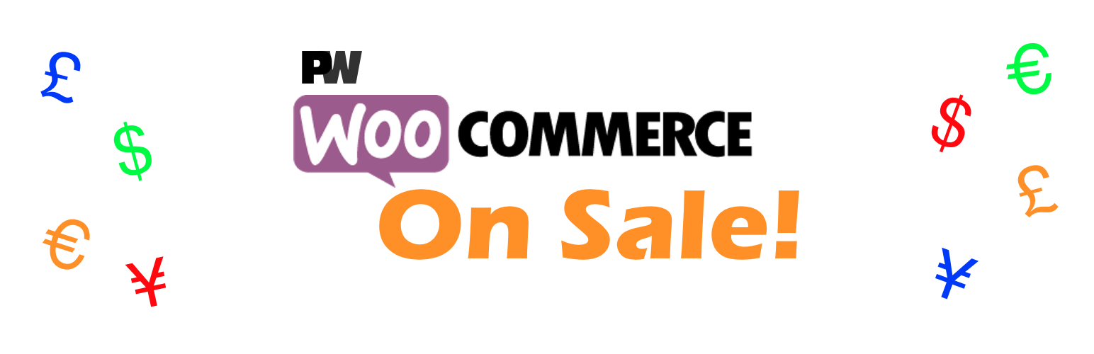 PW WooCommerce On Sale!