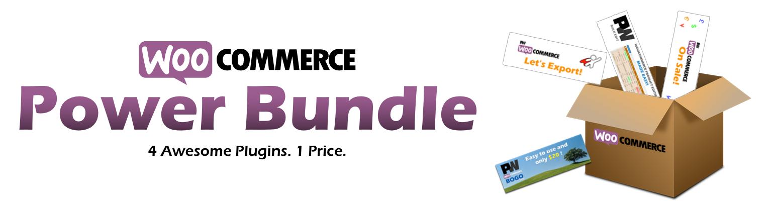 The WooCommerce Power Bundle