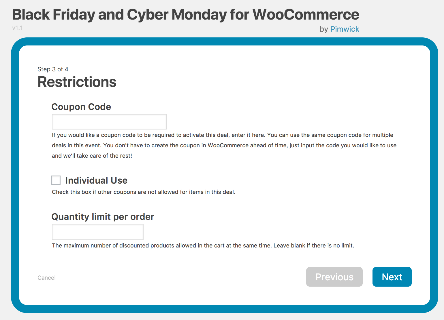 PW Black Friday and Cyber Monday Deals - Screenshot