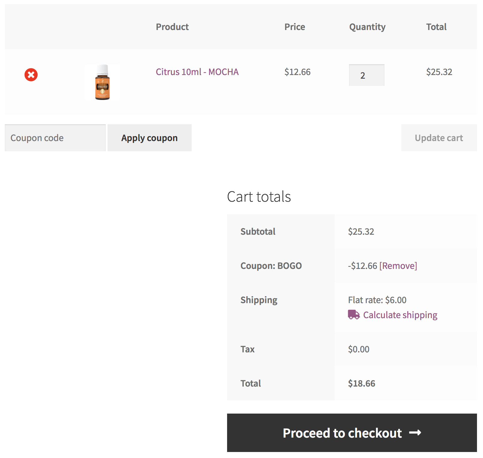 WooCommerce BOGO Screenshot 7