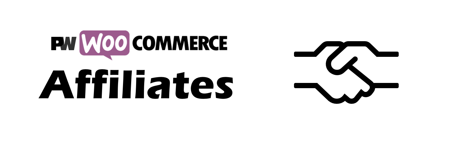 WooCommerce Affiliates Logo